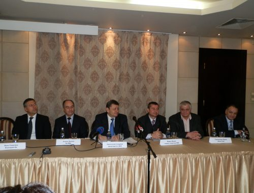 ABA Pressconference and annual meeting in 2013