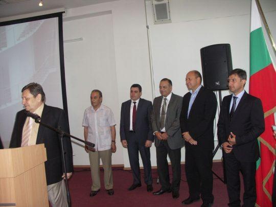 65 years of Bulgarian civil aviation