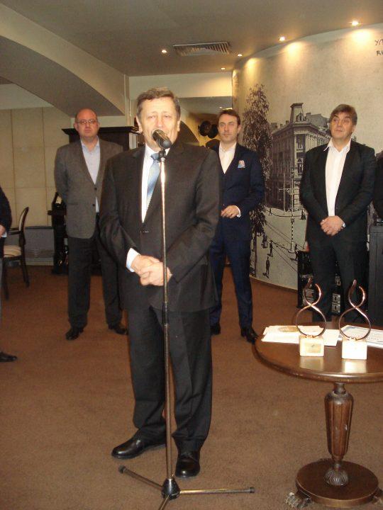 Пресконференция и годишна среща на АБА 2014 год.